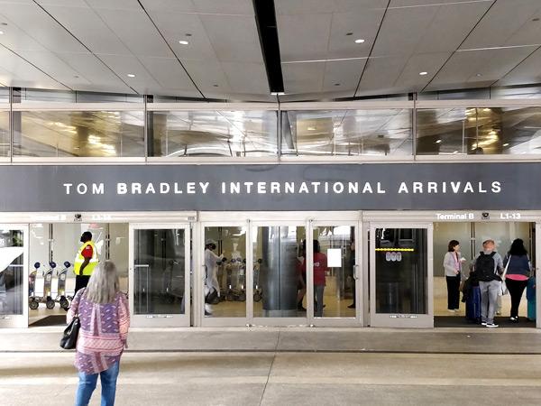Los Angeles International Air Port