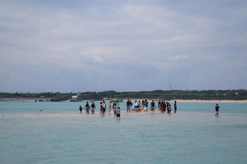 百合ヶ浜のコンディション パターン3 雨+微妙な干潮