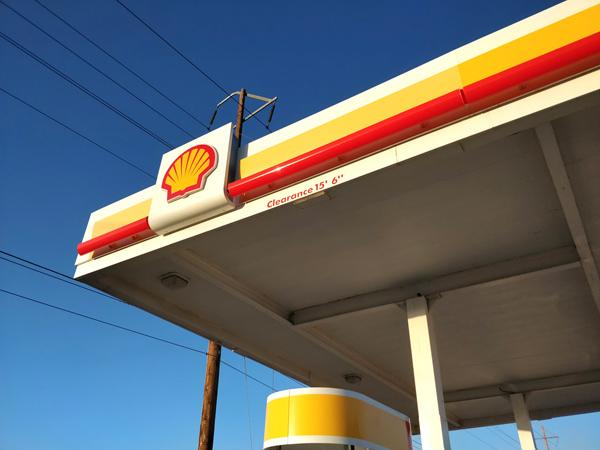 Shell at Searles Valley