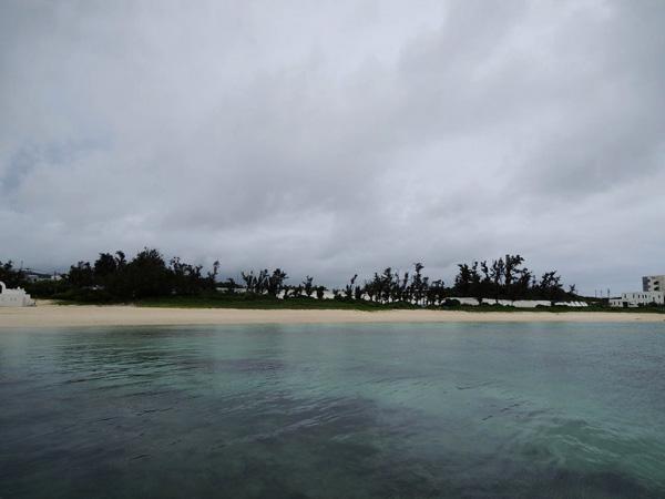 与論島の雨巡りシリーズ