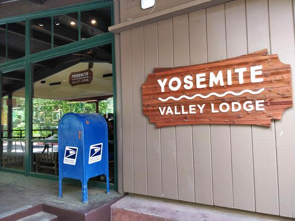 ヨセミテ国立公園 ホテルを予約する方法