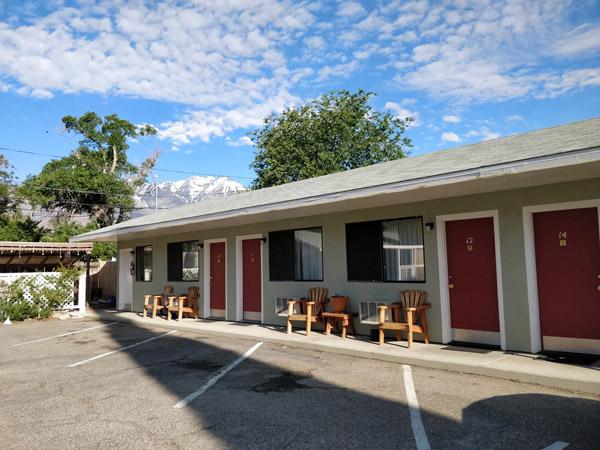 モノ湖、デスバレーにアクセスしやすい格安ホテルなら「インデペンデンスコートハウスモーテル(Independence Courthouse Motel )」がおすすめ!