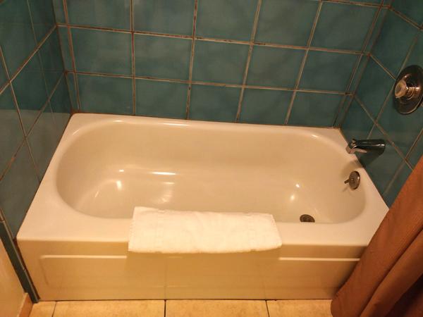 インデペンデンスコートハウスモーテルのお風呂