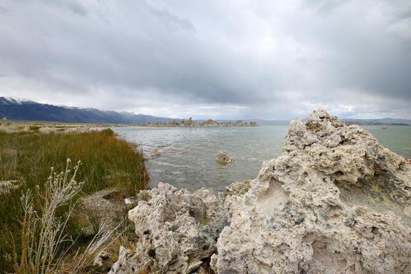 モノ湖(サウストゥファ)の異臭