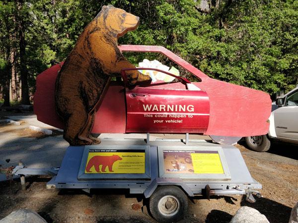 カリービレッジ(テントキャビン)は熊対策と寒さ対策が必須