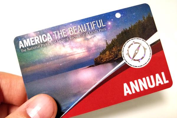 デスバレー国立公園の費用【アメリカ国立公園 年間パスポート】