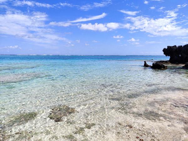 与論島 トゥマイビーチの見どころ:絶景ビーチとおすすめの砂