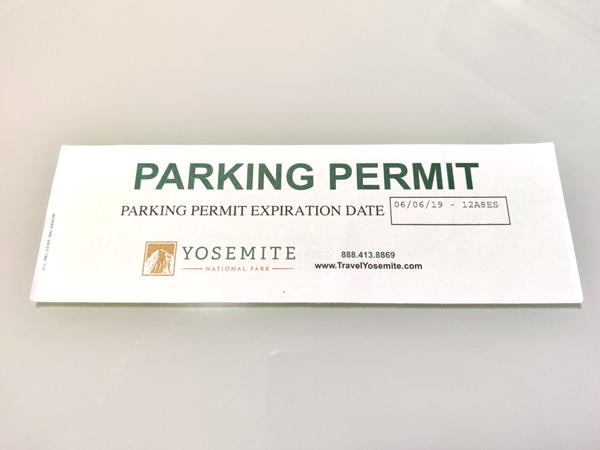 カリービレッジの駐車場