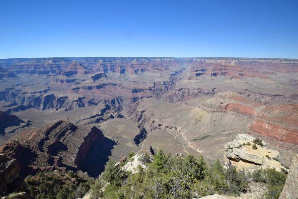 グランドキャニオン国立公園(Grand Canyon National Park)の閉園状況