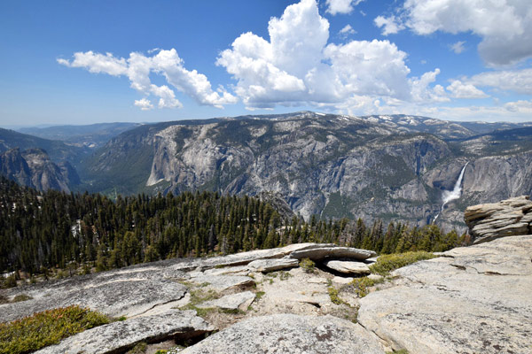 ヨセミテ国立公園(Yosemite National Park)の閉園状況
