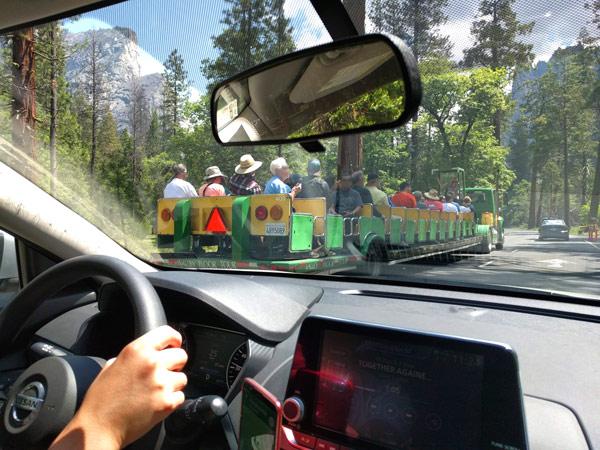 ヨセミテ国立公園 ツアーを予約する方法