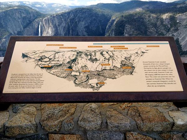 ヨセミテ国立公園 グレイシャーポイント(Glacier Point)の見どころ
