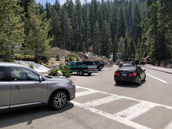 ヨセミテ国立公園 グレイシャーポイントの基本情報と評価