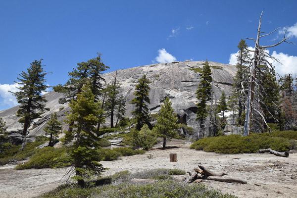 ヨセミテ国立公園 センチネルドーム(Sentinel Dome)の見どころ