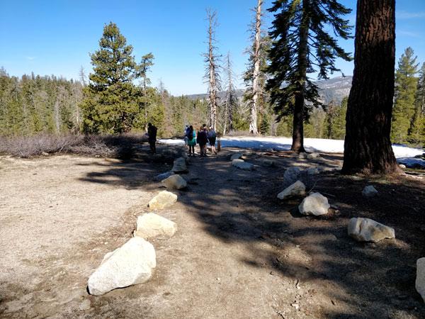 ヨセミテ国立公園 センチネルドームトレイル(ハイキング)体験記