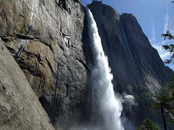 第2部:アッパーヨセミテ滝