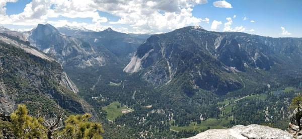 アッパーヨセミテ滝トレイルの総合満足度