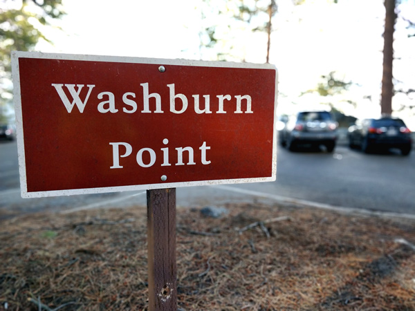 【観光】ウォッシュバーンポイント(Washburn Point)