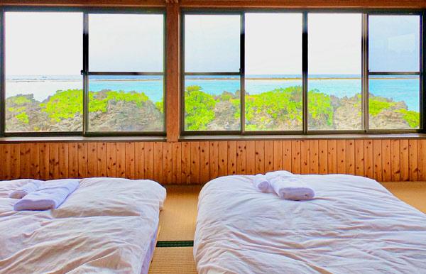 """2部屋目:ROOM """" 海 """""""
