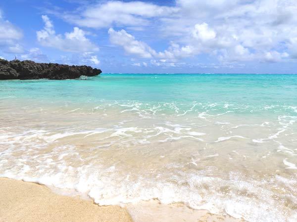 10月~11月の与論島は海に入れるのか?【入れます】
