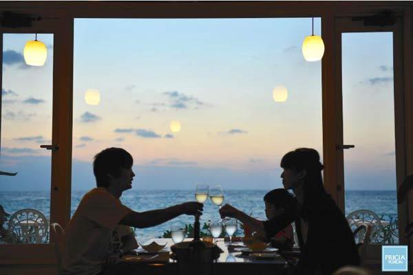 ロケ地10:地中海 料理 アネリア