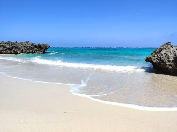ロケ地13:トゥマイビーチ