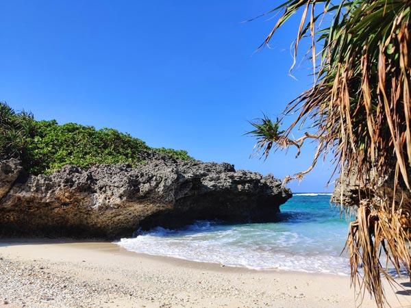3.パマガマ海岸