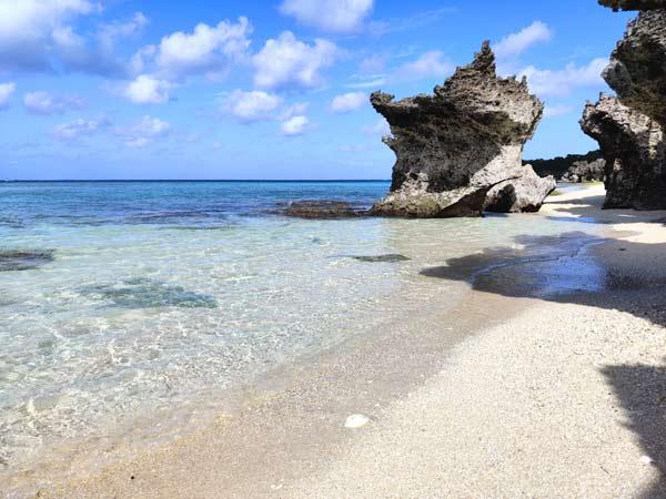 品覇海岸の絶景を紹介
