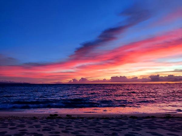 NFT化したヨロン島の絶景写真